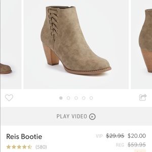 Reis Bootie
